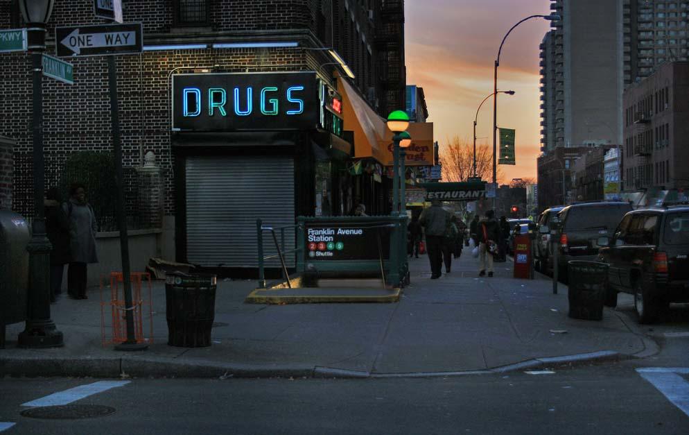 Crown Heights drugs