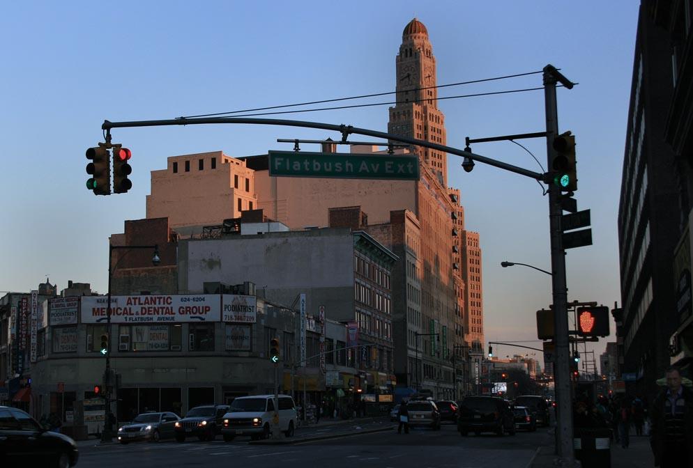 downtown BK